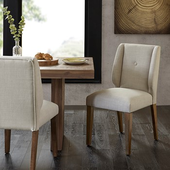 Portland Dining Chair Set Of 2