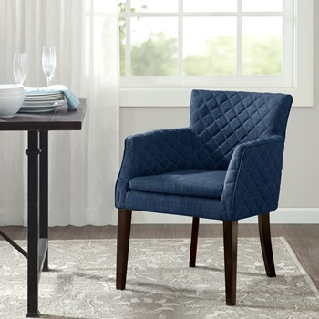 Rochelle Quilted Dining Chair