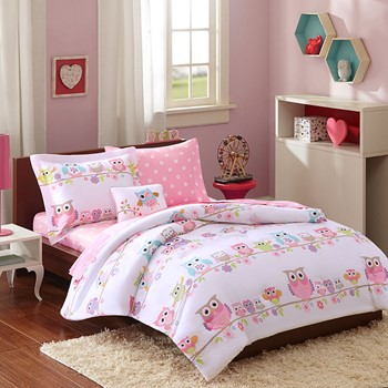 Wise Wendy Complete Bed and Sheet Set
