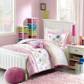 Spring Bloom Comforter Set