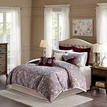 Patterson Jacquard  Bedding Set