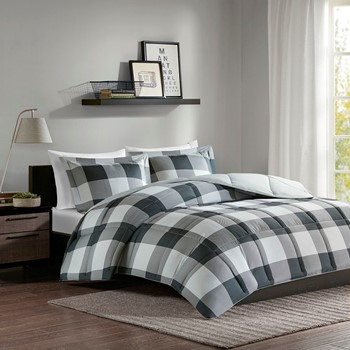 Barrett 3M Scotchgard Down Alternative Comforter Mini Set