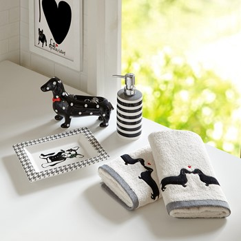 Olivia 5 Piece Bath Accessory Set