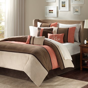 Palisades 6 Piece Duvet Cover Set