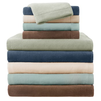 Soloft Plush Sheet Set