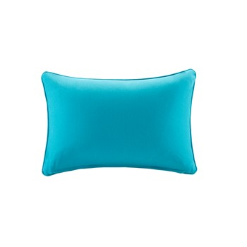 Pacifica Solid 3M Scotchgard Outdoor Oblong Pillow