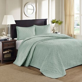 Quebec Reversible Bedspread Set