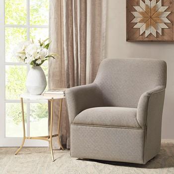 Augustine Swivel Glider Chair