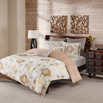 Nia 3 Piece Duvet Cover Mini Set