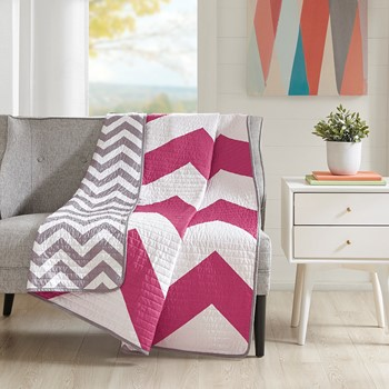 Plush Throws to keep you warm and add style and flair to your room ...