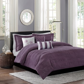 Hampton 6 Piece Duvet Cover Set