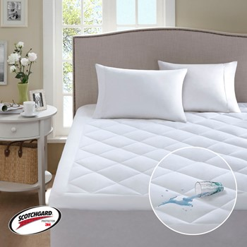 Serenity Waterproof Mattress Pad
