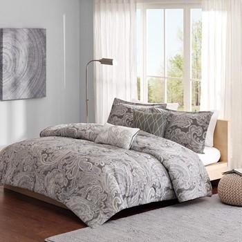 Ronan 5 Piece Cotton Comforter Set