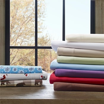 Cozyspun All Seasons Sheet Set