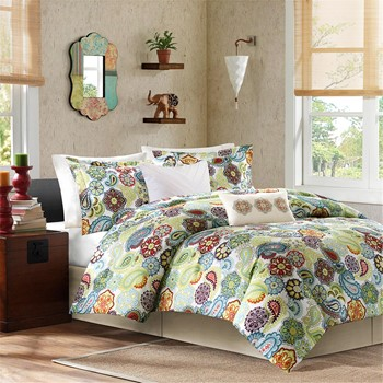Tamil Multi Piece Comforter Set