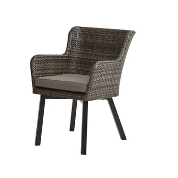 Pacifica Outdoor Arm Chair Set Of 2