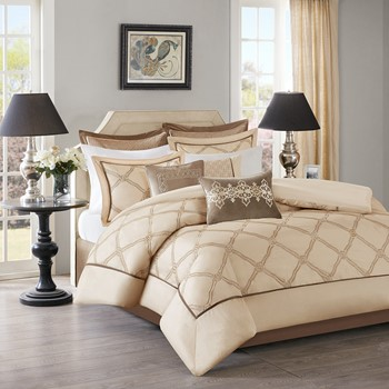 Teramo Multi Piece Comforter Set