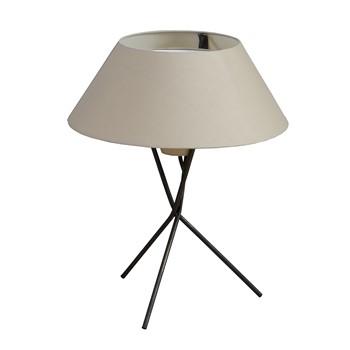 Fio Black Metal Table Lamp