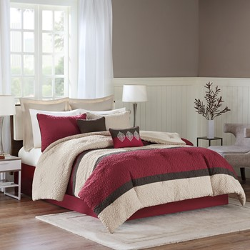 Chester 8 Piece Comforter Set