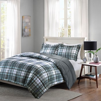 Parkston 3M Scotchgard Down Alternative Comforter Mini Set