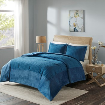 Evelyn Matelasse Comforter Mini Set