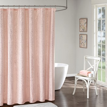 Adele Printed Shower Curtain