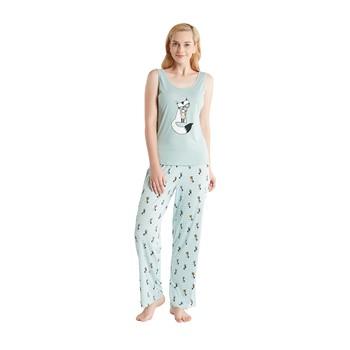 Freida 3 Piece Pajama Set
