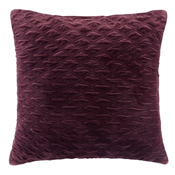 Victoria Textured Plush Euro Pillow
