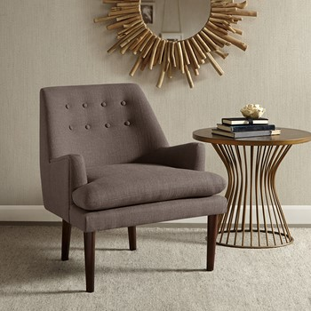 Taylor Mid-Century Accent Chair