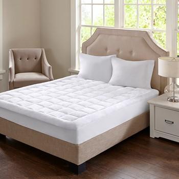 fort Classics Waterproof Microfiber Sofa Bed Mattress Pad