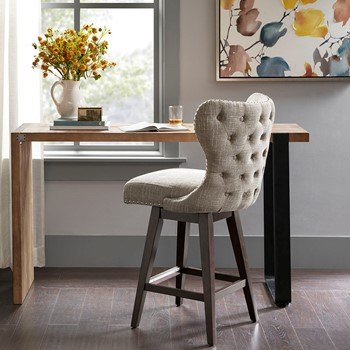 Hancock Swivel Counter Stool