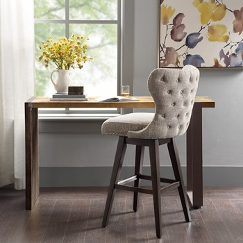 Hancock Swivel Bar Stool
