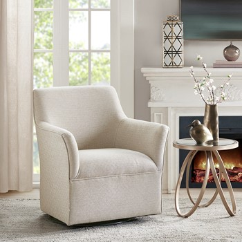 Augustine Swivel Glider Chair