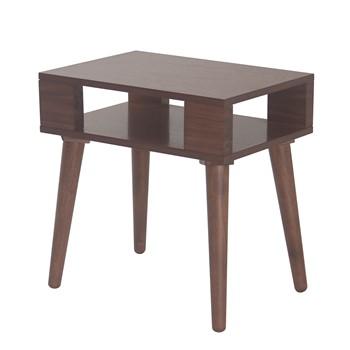 Jayce Mid Century Wood End table