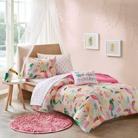Deals on Mi Zone Kids Tutti the Toucan Complete Bed and Sheet Set