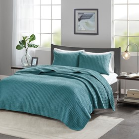 Keaton Reversible Coverlet Set