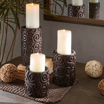 Pacheco Candle Holder