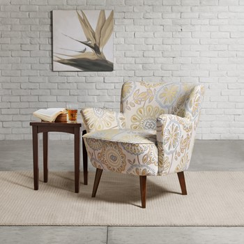 Sophie Mid-Century Accent Chair