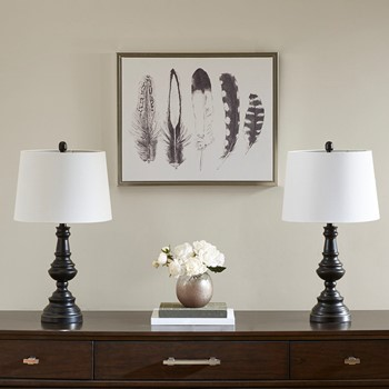 Cape Table Lamp Set Of 2