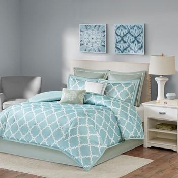 Milton 8 Piece Comforter Set