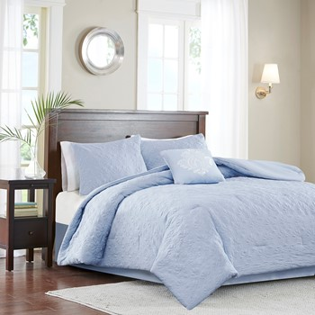 Quebec 5 Piece Comforter Set