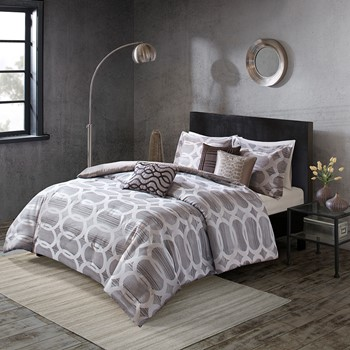 Sterling 6 Piece Duvet Cover Set