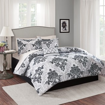 Rebecca Complete Bed and Sheet Set
