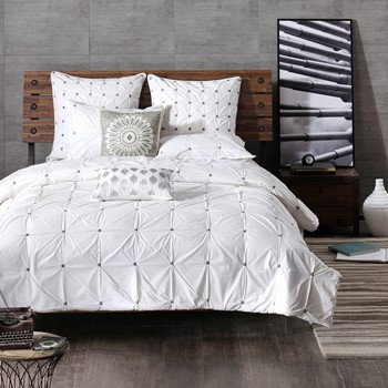 Masie 3 Piece Duvet Cover Mini Set