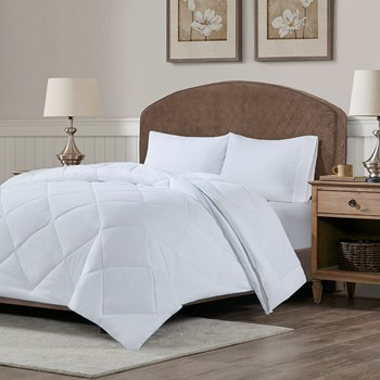 Cooling and Warm Reversible Down Alternative Comforter