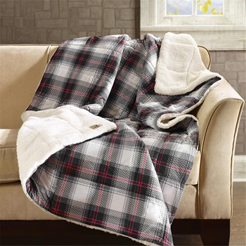 Ridley Softspun Down Alternative Oversized Throw