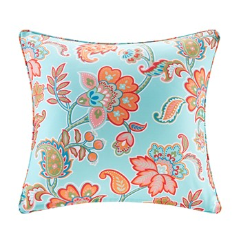 Carillo Printed Floral 3M Scotchgard Outdoor Square Pillow