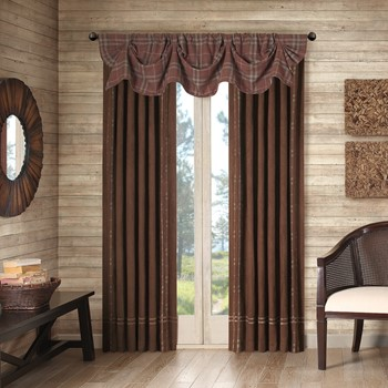 Cedar Ridge brand(CLINTON FALLS) Window Curtain