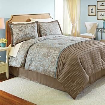 BHG Prescott Comforter Set