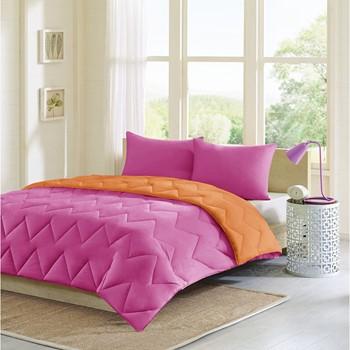 Trixie Reversible Comforter Mini Set